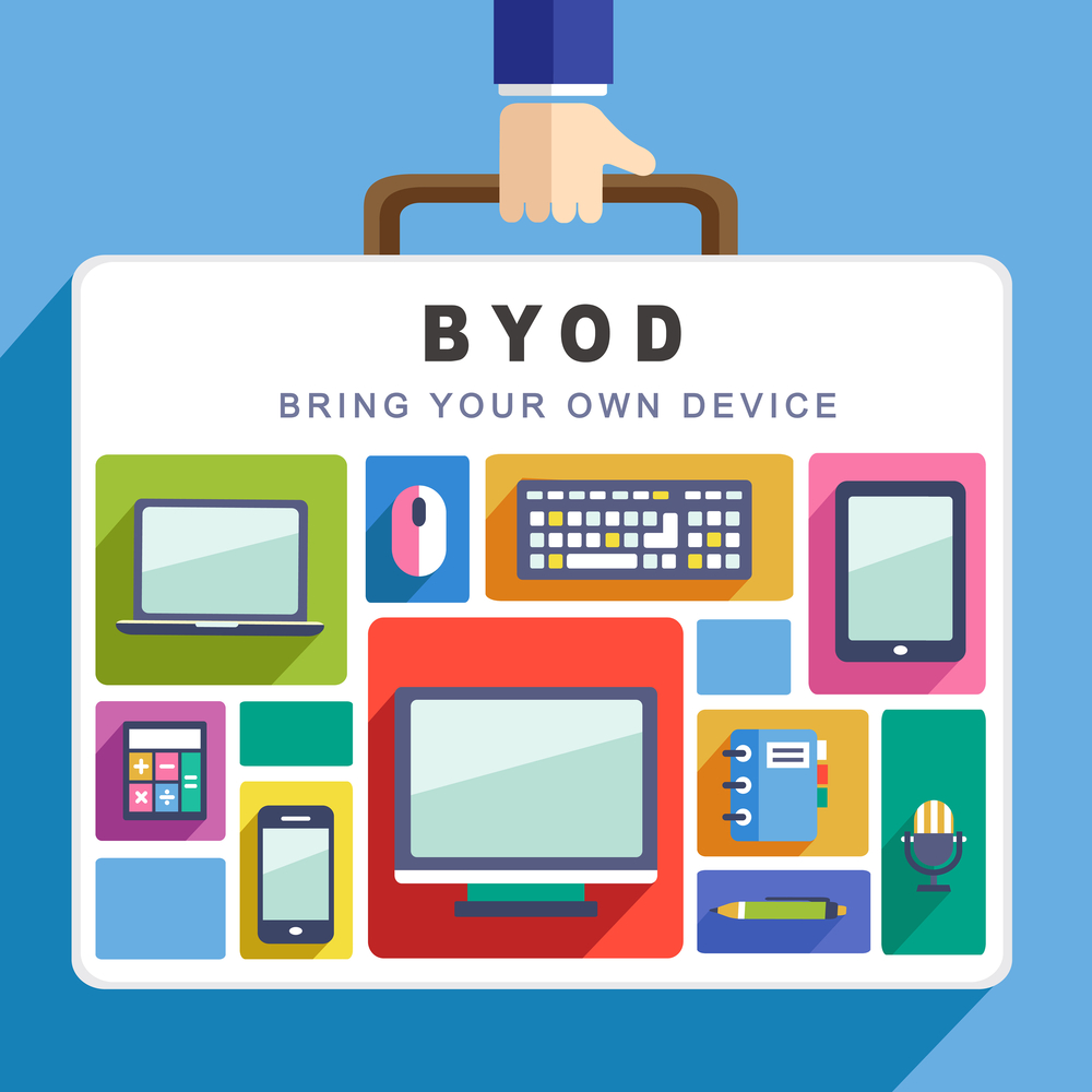 Bring Your Own Devices (BYOD)