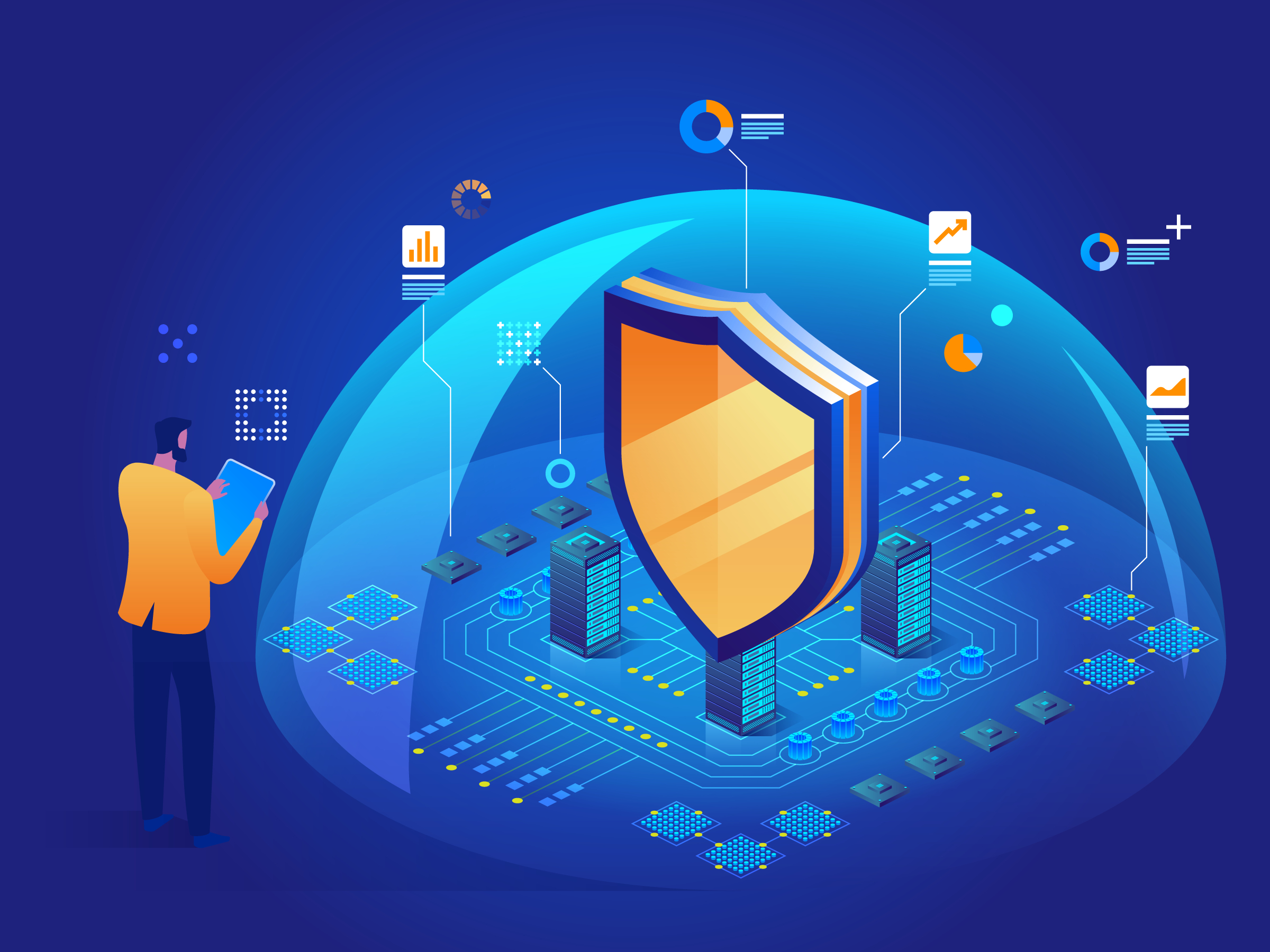 The Importance of Cybersecurity in Today's Landscape